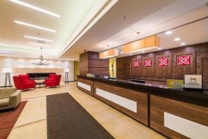 Отель Hilton Garden Inn Красноярск - фото 9