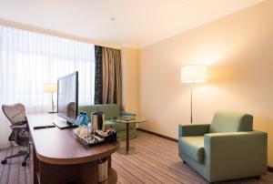 Отель Hilton Garden Inn Красноярск - фото 27