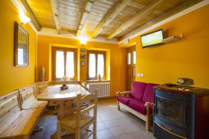 Casa delle Noci, Дома для отпуска  Grimacco - big - 10