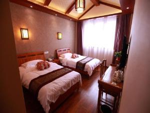 Sunshine Nali Boutique Inn, Гостевые дома  Kaifeng - big - 8