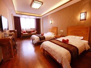 Sunshine Nali Boutique Inn, Гостевые дома  Kaifeng - big - 5
