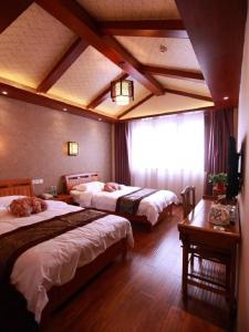 Sunshine Nali Boutique Inn, Гостевые дома  Kaifeng - big - 10