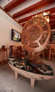 Sunshine Nali Boutique Inn, Гостевые дома  Kaifeng - big - 25