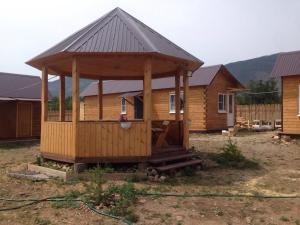 База отдыха Золотая Антилопа, Курма