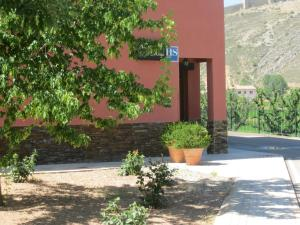 Hostal Sol de la Vega, Affittacamere  Albarracín - big - 37