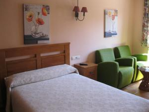 Hostal Sol de la Vega, Affittacamere  Albarracín - big - 43