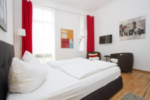 Apartments im Arnimkiez, Apartments  Berlin - big - 92