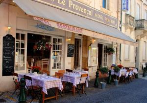 obrázek - Hôtel Restaurant Le Provençal