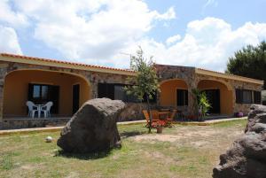 蒙特伊斯圖拉朱農莊酒店 (Agriturismo Monte Istulargiu)