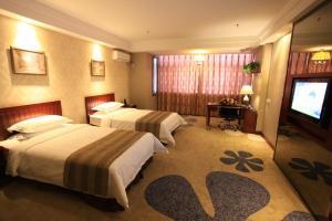 Baotou Zhenghe Hotel, Hotels  Baotou - big - 8