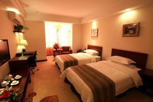 Baotou Zhenghe Hotel, Szállodák  Paotou - big - 5