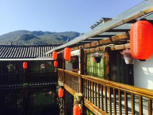 Lijiang Shuhe Qingtao Inn, Penziony  Lijiang - big - 75