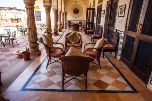 Alsisar Mahal- Heritage Hotel, Hotel  Alsīsar - big - 39