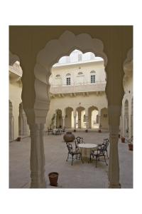 Alsisar Mahal- Heritage Hotel, Hotel  Alsīsar - big - 80
