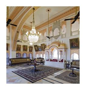 Alsisar Mahal- Heritage Hotel, Hotel  Alsīsar - big - 57