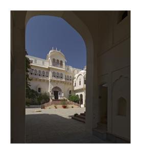 Alsisar Mahal- Heritage Hotel, Hotel  Alsīsar - big - 13