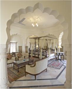 Alsisar Mahal- Heritage Hotel, Hotel  Alsīsar - big - 4