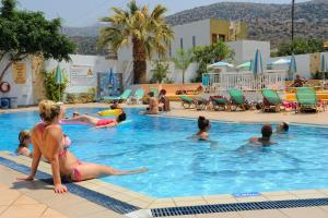 Melissa Apartments, Aparthotels  Malia - big - 53