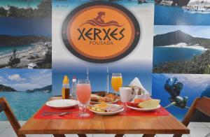 Pousada Xerxes, Pensionen  Arraial do Cabo - big - 25