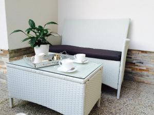 Luxury Studio Apartment White Sensation, Apartmanok  Vodice - big - 2