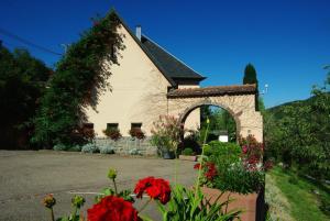 Chambre d'Hôte La Montagne Verte, Bed & Breakfasts  Labaroche - big - 31