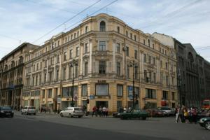 Nevsky Arch
