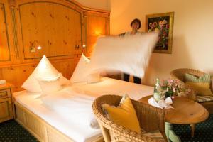 Garden-Hotel Reinhart, Отели  Прин-ам-Кимзее - big - 6
