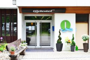 Hotel Quellenhof Garni Mit Thermalbad Bad Urach Germany