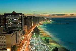 Fiuza Residence, Apartmanok  Fortaleza - big - 28