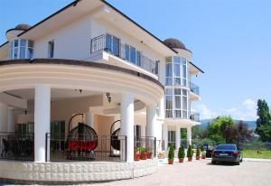 Отель Акварель - фото 1