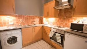 IFSC Dublin City Apartments by theKeyCollection, Апартаменты  Дублин - big - 23
