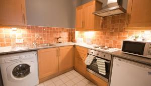 IFSC Dublin City Apartments by theKeyCollection, Apartmanok  Dublin - big - 23