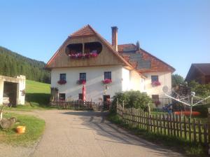 Zechnerhof Fam. Forcher, Bauernhöfe  Zeutschach - big - 30