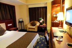 Jinhui Hotel, Hotels  Nanjing - big - 15