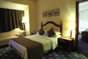 Jinhui Hotel, Hotels  Nanjing - big - 16