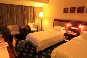 Jinhui Hotel, Hotels  Nanjing - big - 9
