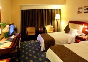 Jinhui Hotel, Hotels  Nanjing - big - 4