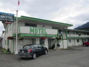 Bulkley Valley Motel, Мотели  New Hazelton - big - 29
