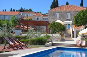 3 star hotel Hotel Borik Lumbarda Croatia