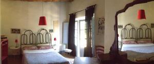 Casa le Monache, Hétvégi házak  Montecastrilli - big - 24