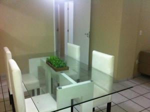 Fiuza Residence, Apartmanok  Fortaleza - big - 24