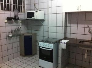 Fiuza Residence, Apartmanok  Fortaleza - big - 21