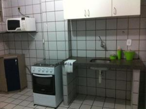 Fiuza Residence, Apartmanok  Fortaleza - big - 19