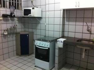 Fiuza Residence, Apartmanok  Fortaleza - big - 18