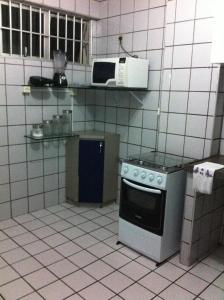 Fiuza Residence, Apartmanok  Fortaleza - big - 10