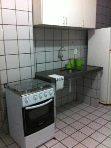 Fiuza Residence, Apartmanok  Fortaleza - big - 9