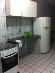 Fiuza Residence, Apartmanok  Fortaleza - big - 8