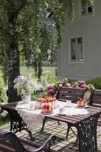 Jordbærstova Feriehus
