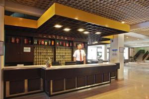 Hotel Podgorka, Hotel  Podgora - big - 52