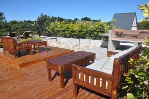 Solar Pampa Apart, Aparthotely  Mar de las Pampas - big - 16